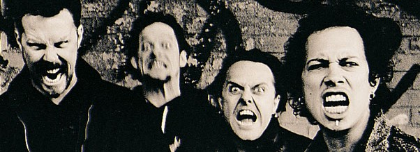 That time my buddy Stick ticked off Lars Ulrich in Vancouver by asking him to jam