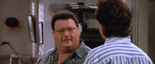 That time the Newt interviewed Seinfeld's Newman in New York