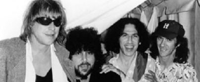 NRBQ's Terry Adams says music is always best when it's surprising