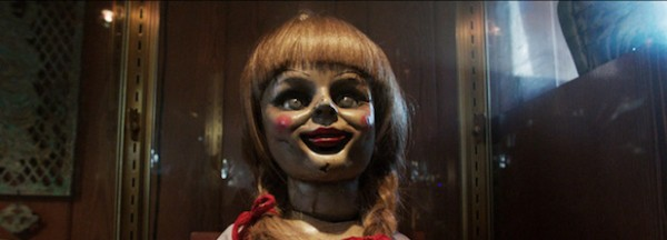 Creepy-doll flick Annabelle has more potent scares than The Conjuring