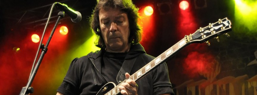 "Former Genesis guitarist Steve Hackett plays any solo he wants on ""The Knife"""