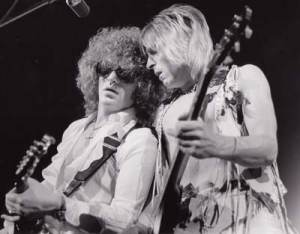 Ian Hunter and Mick Ronson tour behind YUI Orta, so the Newt talks to Ronno