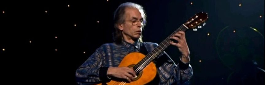 Yes guitarist Steve Howe says Chet Atkins was–and is–his number one