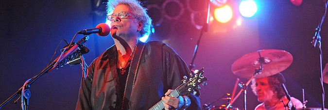 Mountain's Leslie West recalls Woodstock and his band's old warmup act, Black Sabbath
