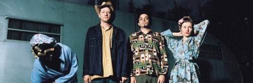 Cracker's David Lowery on The Big Lebowski, Camper Van Beethoven, and Forever