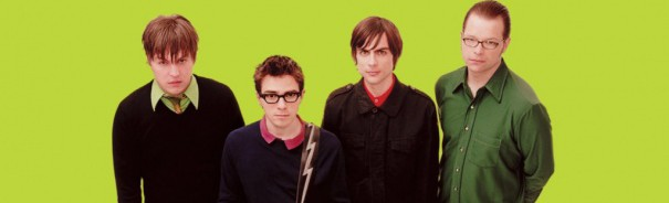 Weezer's Brian Bell on geek-rock stigmas and Spike Jonze's scary giraffe