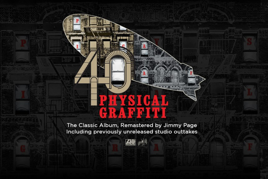 Led Zeppelin's best album, Physical Graffiti, to get deluxe box-set treatment