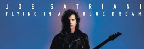 Joe Satriani explains how he overcame pain and suffering to fulfill his new Blue Dream