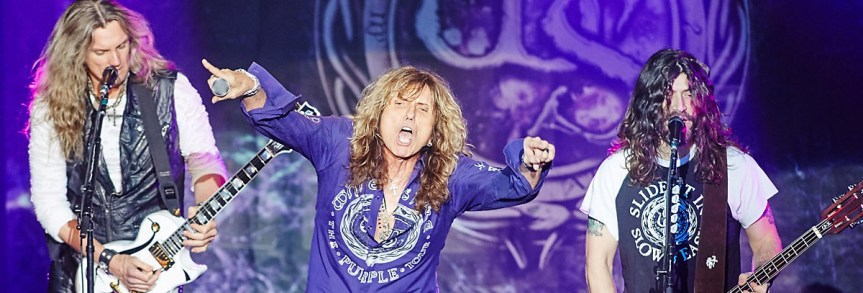 Whitesnake brings the power of Deep Purple to Vancouver