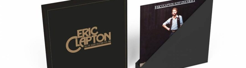 Clapton captured live in the '70s on vinyl-only box set