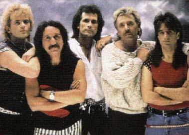 Even The Kids In Def Leppard Can T Make Uriah Heep Feel Old Earofnewt Com