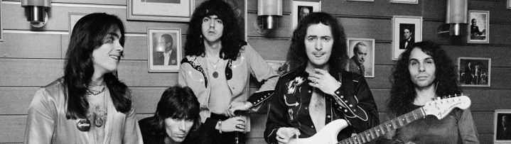 "Tony Carey found no beauty in Rainbow: ""I wouldn't tell Ritchie Blackmore if his hair was on fire"""
