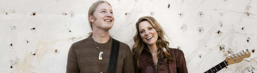 "Susan Tedeschi thinks Derek Trucks is ""a little burnt out"" from the Allman Brothers Band"