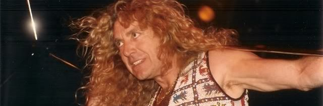 "That time Robert Plant assured me ""young girls still whimper as I walk past"""