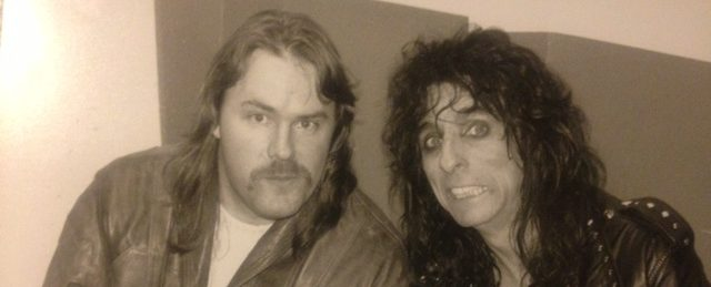 Alice Cooper talks heavy metal, sleazy horror, and getting back in the game with Constrictor