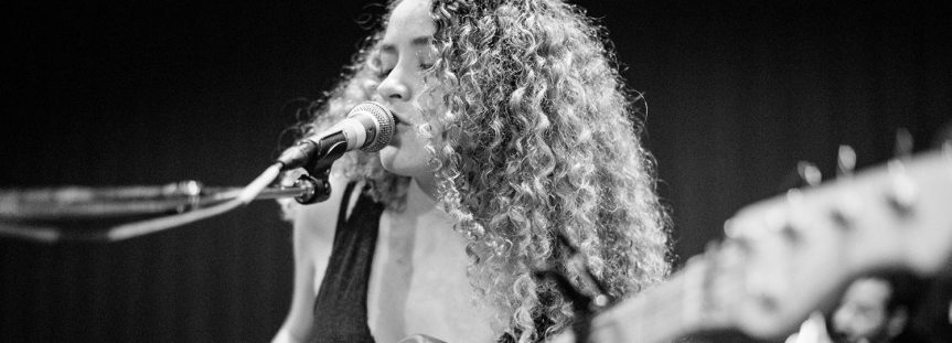 Bass virtuoso Tal Wilkenfeld raves about her band before they blow Vancouver away