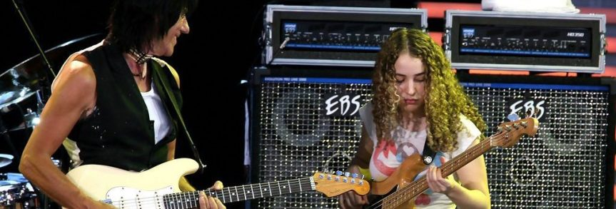That time I asked bass goddess Tal Wilkenfeld what her career highlight was and she thought about it really…really…hard