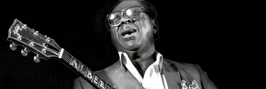 "That time Albert King tried telling me that he wrote ""As the Years Go Passing By"""