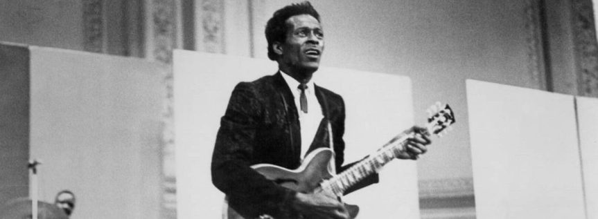 Rock and roll died today: Chuck Berry passes away at age 90