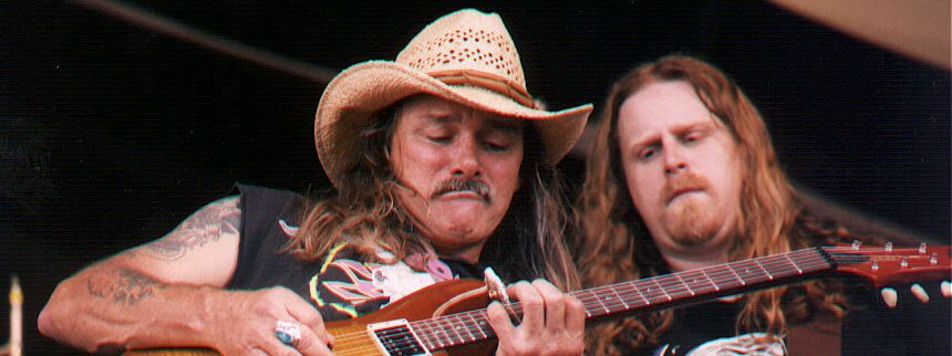 That time I asked Allman Brothers guitarist Dickey Betts what he'd been listening to in his spare time