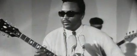 That time blues legend Otis Rush told me that he was always tryin'