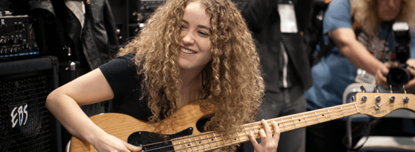 That time Tal Wilkenfeld told me about her switching from guitar to bass