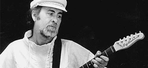 That time I called Roy Buchanan up at his house and he raved about his new Bluesmaster guitar