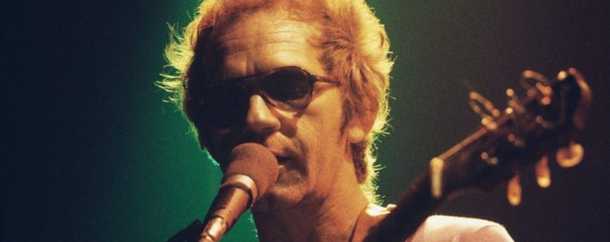 That time J.J. Cale told me that any help I could give him, he'd appreciate