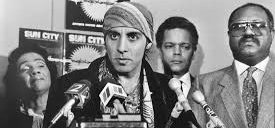 Little Steven Van Zandt's social conscience rings loud and clear on Freedom–No Compromise