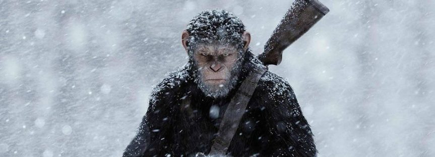 Hollywood wins the War for the Planet of the Apes
