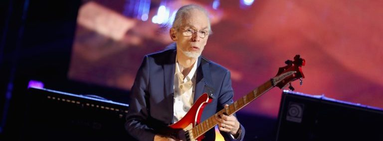 Yes guitarist Steve Howe on paying tribute to bass god Chris Squire at the Rock Hall