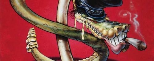 Album review: Slash's Snakepit, It's Five O'Clock Somewhere (1995)