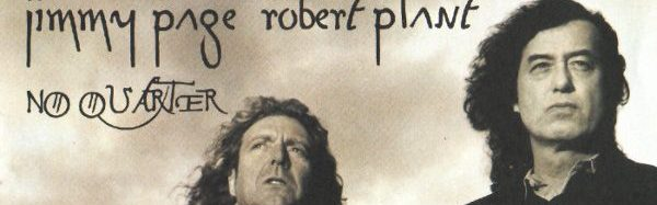 Album review: Jimmy Page & Robert Plant, No Quarter (1994)
