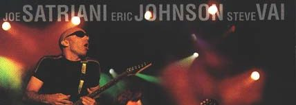 Album review: Joe Satriani/Eric Johnson/Steve Vai  G3—Live in Concert (1997)