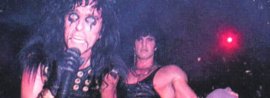 Alice Cooper on horror, censorship, and battling the PMRC with Raise Your Fist and Yell