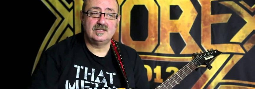 Rock producer Chris Tsangarides, known for his work with Thin Lizzy, Judas Priest, and the Tragically Hip, dead at 61