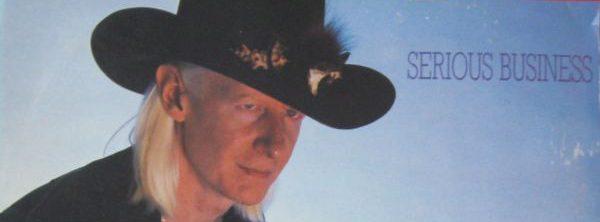 Album review: Johnny Winter, Serious Business (1985)
