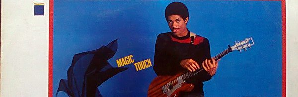 Album review: Stanley Jordan, Magic Touch (1985)