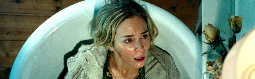 A Quiet Place delivers horror with heart