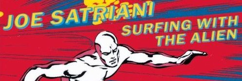 Album review: Joe Satriani, Surfing with the Alien (1988)