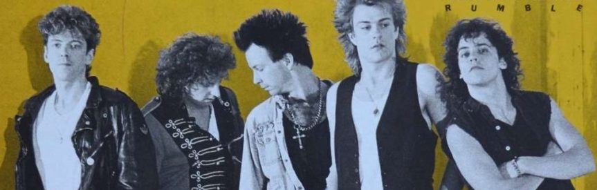 Album review: Tommy Conwell and the Young Rumblers, Rumble (1988)