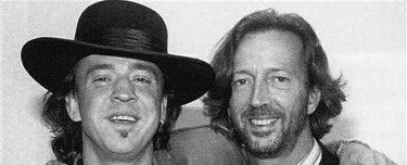 "Eric Clapton stopped the car when he heard Stevie Ray Vaughan's guitar solo on ""Let's Dance"""