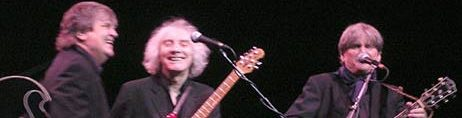 That time I asked Albert Lee how it was different touring with the Everly Brothers than with Eric Clapton