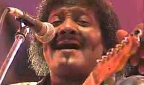 That time I called up Albert Collins and asked what attracted him to the blues