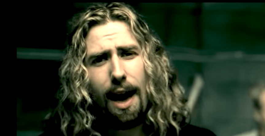 That time I asked Nickelback's Chad Kroeger who his alltime favourite rock musician was
