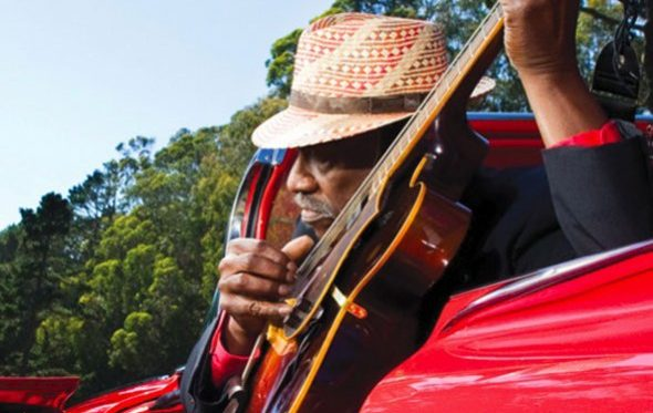 That time I asked Taj Mahal which blues artists were making him smile lately