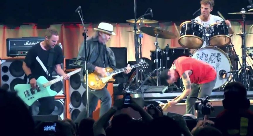 That time I asked Pearl Jam's Mike McCready what he thought was so great about Neil Young