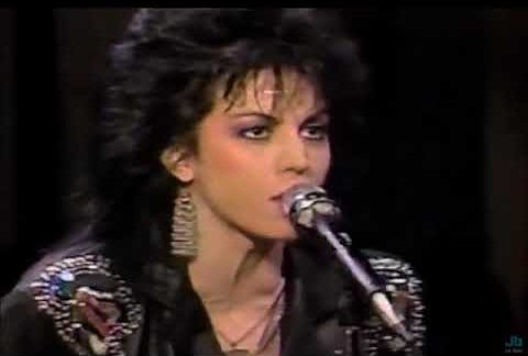 That time Joan Jett told me that her songs come from real life, and that misery loves company