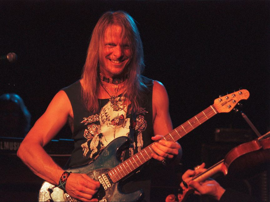 "Steve Morse says that his biggest challenge in life was playing Hendrix's ""Are You Experienced?"" live, with the backwards guitar solo"