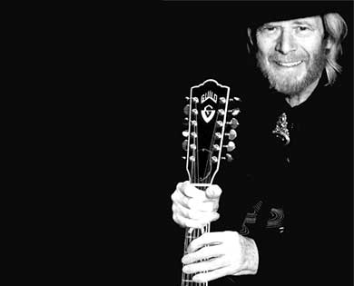That time Long John Baldry told me that he inspired Eric Clapton to take up guitar